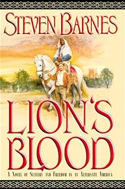 <i>Lions Blood</i> book by Steven Barnes