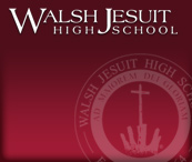 Walsh Jesuit High School Private, co-educational, college preparatory school in Cuyahoga Falls, Ohio, United States