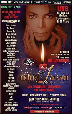 Michael Jackson 30th Anniversary Celebration 2001 [TVRIP][TB]