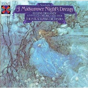 <i>A Midsummer Nights Dream</i> (Eugene Ormandy recording) 1977 studio album by Eugene Ormandy