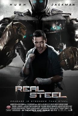 Image result for real steel title analysis