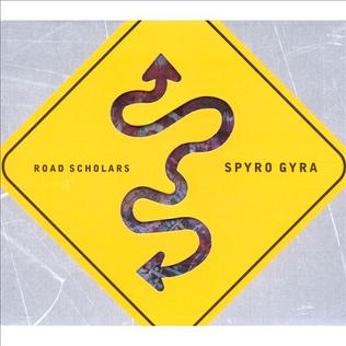 <i>Road Scholars</i> 1998 live album by Spyro Gyra