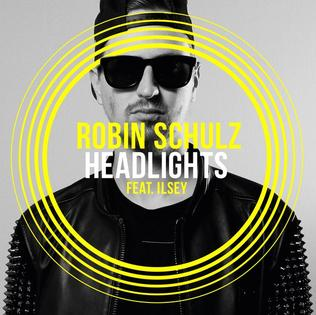 Headlights (Robin Schulz song) single by Robin Schulz