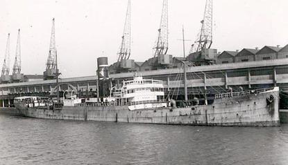 Richardson S Boat Yard Island Harbour