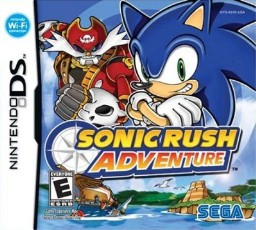 sonic rush adventure wikipedia. Black Bedroom Furniture Sets. Home Design Ideas