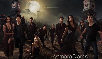 Risultati immagini per the vampire diaries cast