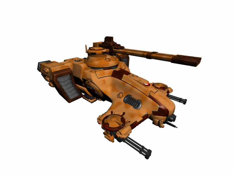 Hammerheag Gunship Can T Build