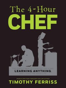 Picture of a book: The 4-Hour Chef