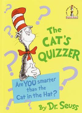 The Cat's Quizzer - Wikipedia