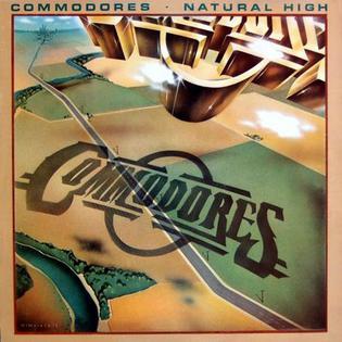 <i>Natural High</i> (Commodores album) 1978 studio album by Commodores