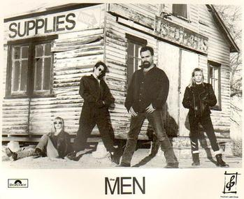 Image result for the men band