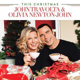 <i>This Christmas</i> (John Travolta and Olivia Newton-John album) 2012 studio album by John Travolta and Olivia Newton-John