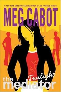 <i>Twilight</i> (Cabot novel) novel by Meg Cabot