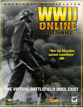 Picture of a game: World War II Online