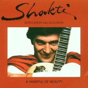 <i>A Handful of Beauty</i> 1976 studio album by Shakti