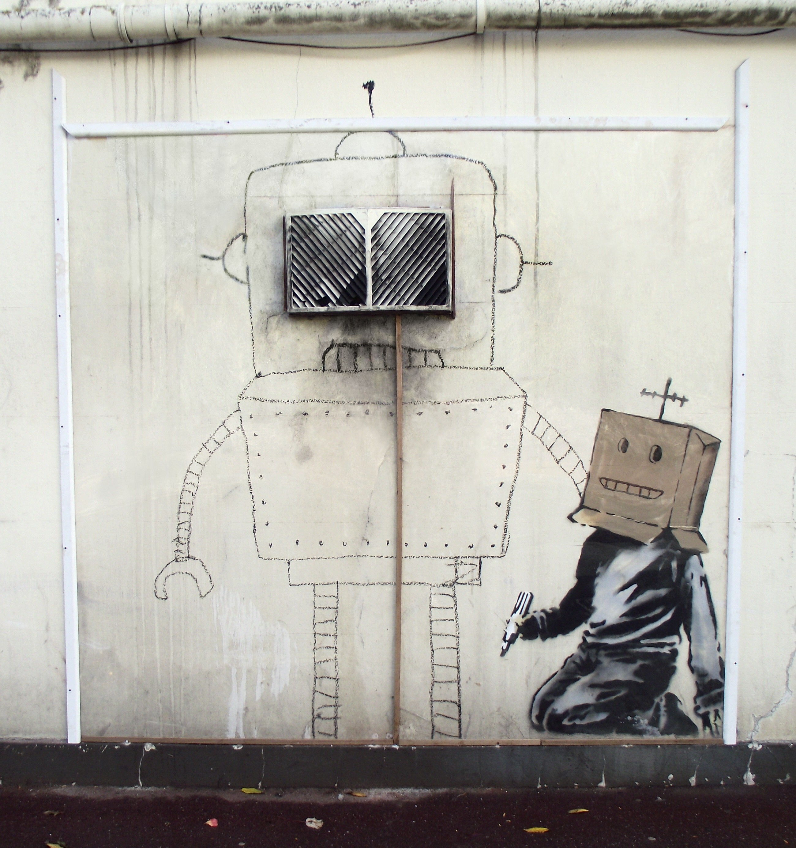banksy pictures of walls pdf