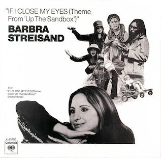 If I Close My Eyes song performed by Barbra Streisand