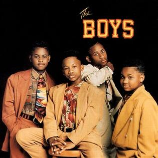 the boys 1990 album wikipedia