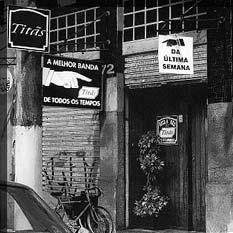 <i>A Melhor Banda de Todos os Tempos da Última Semana</i> 2001 studio album by Titãs