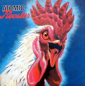 <i>Atomic Rooster</i> (1980 album) 1980 studio album by Atomic Rooster