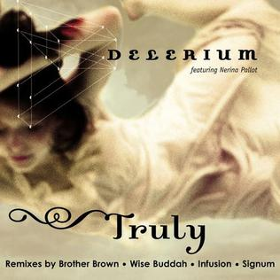 Truly Delerium Song Wikipedia