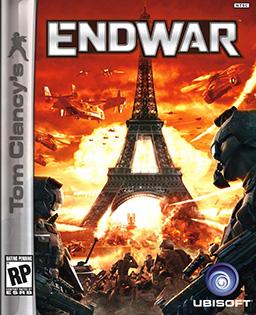 Game PC, cập nhật liên tục (torrent) Endwar-cover