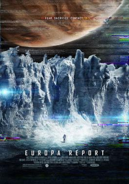 Poster for movie EUROPA REPORT