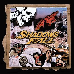 <i>Fallout from the War</i> 2006 compilation album by Shadows Fall