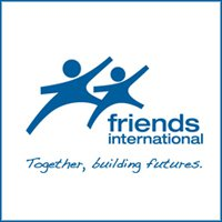 Friends-International Logo