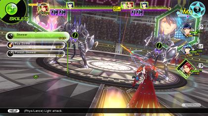 Image result for Tokyo Mirage Sessions #FE battle system
