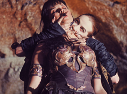 Girls Just Wanna Have Fun (<i>Xena: Warrior Princess</i>) 4th episode of the second season of Xena Warrior Princess