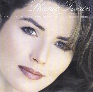 God Bless The Child Shania Twain Song Wikipedia