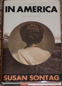 <i>In America</i> (novel) 1999 novel by Susan Sontag