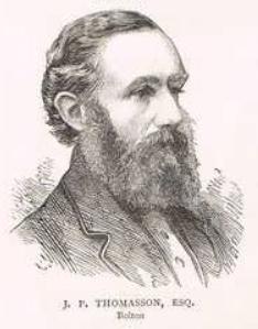 John Pennington Thomasson British politician