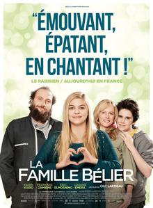 LA FAMILLE BELIER - Film Poster