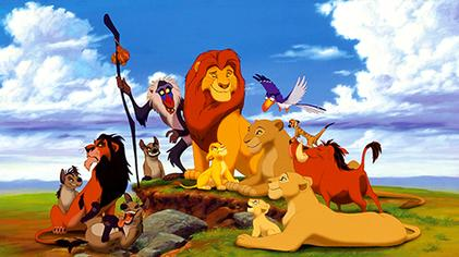 List Of The Lion King Characters Wikipedia