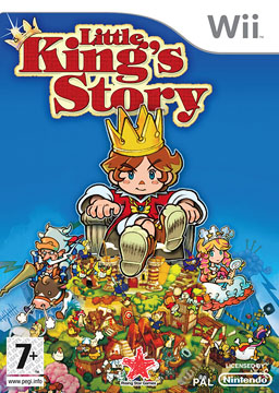 Picture of a game: Little King's Story