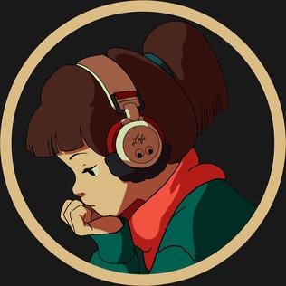 Headphones chilledcow Lofi Girl