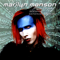 Rock Is Dead (Marilyn Manson song) 1999 single by Marilyn Manson