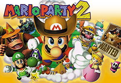 Picture of a game: Mario Party 2