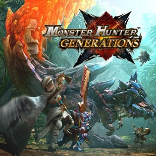 <i>Monster Hunter Generations</i> Japanese video game