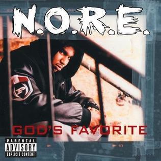 <i>Gods Favorite</i> (album) 2002 studio album by N.O.R.E.