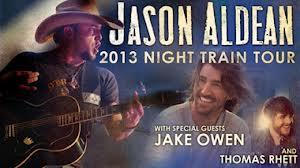 Jason Aldean Setlist For My Kinda Party Tour