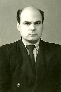 Vladimir Ovchinnikov (painter) Russian painter (1911–1978)