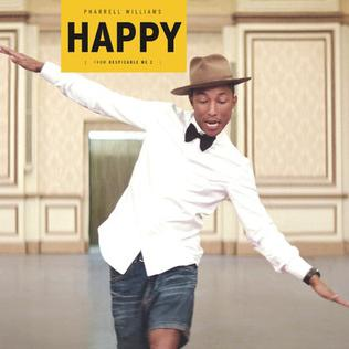 Happy (Pharrell Williams song) 2013 single by Pharrell Williams
