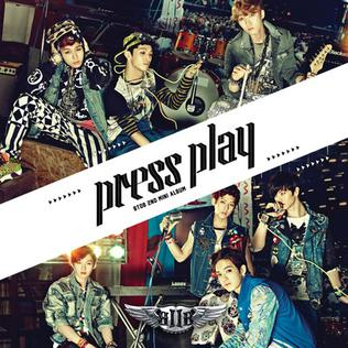 Press Play (EP) - Wikipedia