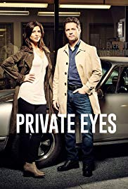 Private Eyes (TV series) - Wikipedia