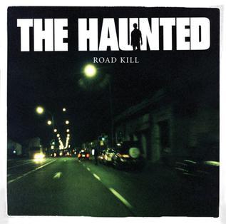 <i>Road Kill</i> (The Haunted album) 2010 live album by The Haunted