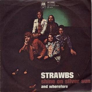 Shine on Silver Sun song performed by Strawbs
