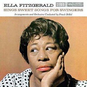 <i>Ella Fitzgerald Sings Sweet Songs for Swingers</i> 1959 studio album by Ella Fitzgerald